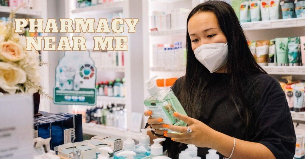 Pharmacy near me